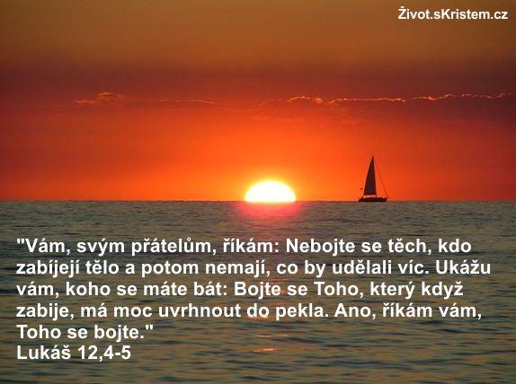 Bojme se Boha