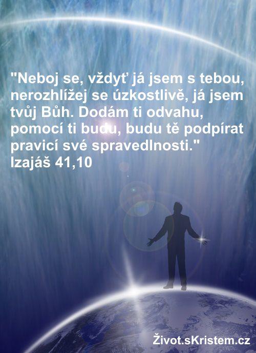 Já jsem tvůj Bůh