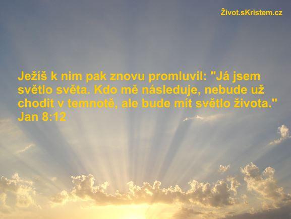 Ježíš je světlo světa