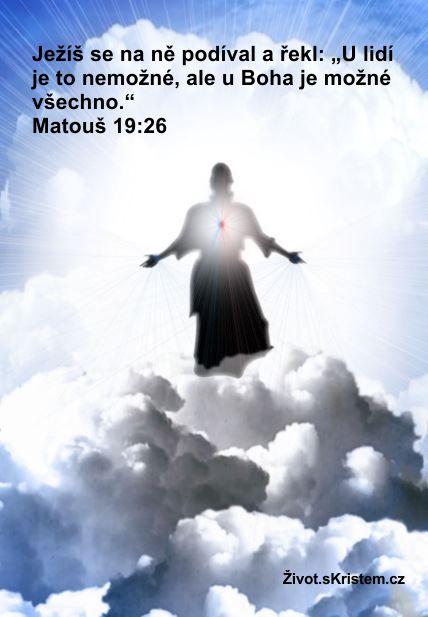 U Boha je možné všechno