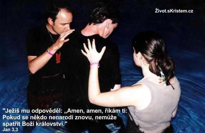 Křest Duchem Svatým