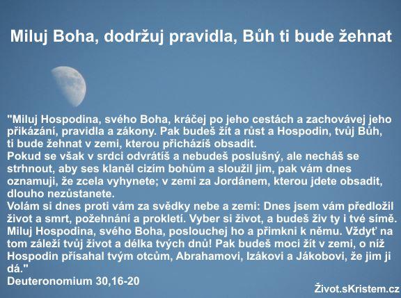 Miluj Boha