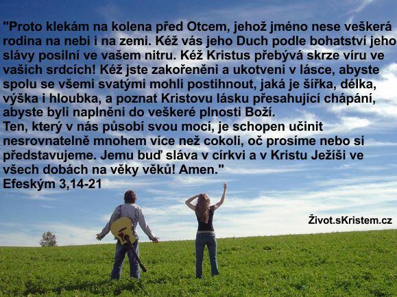 Poznat jeho lásku