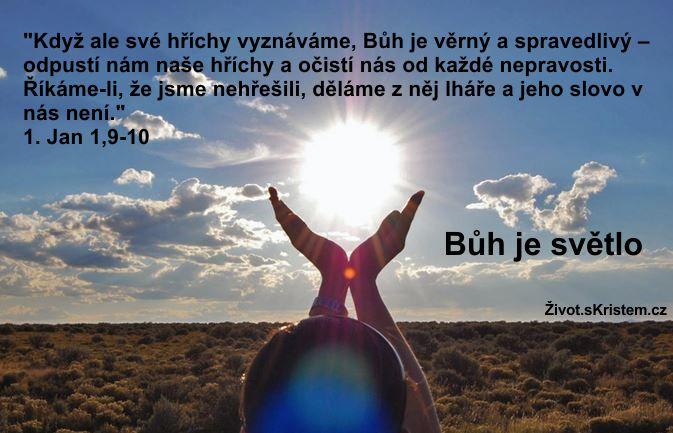 Bůh je světlo