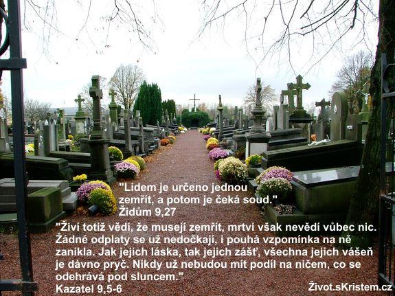 Mrtví nevědí vůbec nic