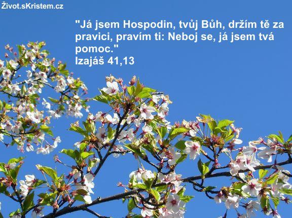 Já jsem Hospodin, tvůj Bůh