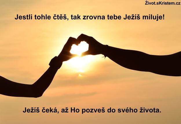 Ježíš miluje