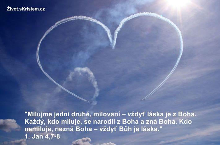 Láska je z Boha