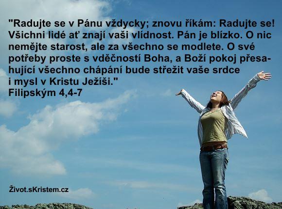 Radujte se v Pánu vždycky
